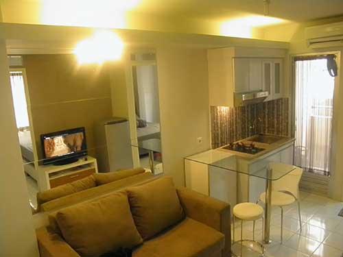 Apartemen Disewakan - Kalibata City - Tower Ebony - 2 BR ...