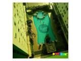 Sewa Apartemen The Green Pramuka City - Tower Fagio - 2 BR Furnished