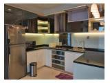Disewakan Mulai 3 Bulanan Apartemen Thamrin Residence - 3BR, 2 BR, 1 BR, STUDIO Good Furnished