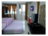 Disewakan Apartemen Margonda Residence 5 Depok UI - Studio Fully Furnished - 100rb/Hari Gratis 2 Bulan