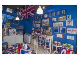 The London Living Cafe kc2 depan kolam renang tower C