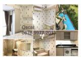 Disewakan / Dijual Apartment Mansion at Dukuh Golf Kemayoran - 1 BR, 2 BR, 3+1 BR, Soho Unfurnished/ Semi Furnished / Fully Furnished / Luxury Furnished