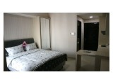 Disewakan Brand New Studio Full Furnished