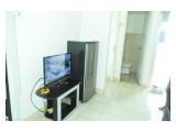 Sewa Apartemen The Green Pramuka City – 2 BR Full Furnished – Tower Faggio, Lantai 25