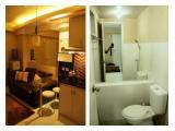 Living Room & Bathroom