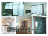 Disewakan Apartment Thamrin Residence, Unit Primer 2br,80m2, High Floor, Fully Furnished, 15jt/bulan