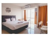 Fully Furnished Studio Apartment Near MT Haryono And Halim By Travelio