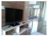 DISEWAKAN CEPAT &TERMURAH Apartement Greenlake SUNTER Tower Southern & Northern, studio&2BR! NEGO