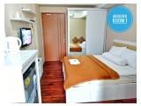 Disewakan Harian – Apartemen Green Lake View Ciputat – Fully Furnished Dengan Pilihan Kamar – Kamar Terbaik
