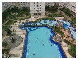Disewakan Apartemen Kalibata Green Palace - Tower Tulip Lantai Rendah 2 BR Unfurnished
