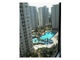 Sewa Apartemen Green Palace Kalibata City - 2 BR Fully Furnished - Pool View