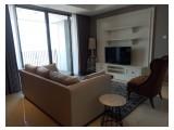 Disewakan Apartemen 1 Park Avenue (Hamilton) – 2+1 BR (137 m2) Full Furnished