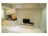 Fully Furnished Studio Near Sudirman & Setiabudi At Sahid Metropolitan Apartment By Travelio
