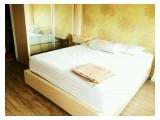 Sewa Harian Apartment Margonda Residence 2 & 3 Depok – Studio 25 m2 Fully Furnished – Kamar Premium Harga Murah