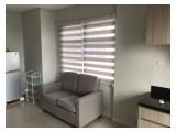 Sewa Apartemen Madison Park (2BR 53m2 65 Juta/Tahun) Lantai 31 Furnished Tanjung Duren Jakarta Barat