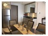 Sewa Apartemen 1 Park Avenue 2 BR 137 m2 Luxurius Furnished (400 juta per Tahun) Tower King Low Floor