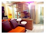 Sewa Apartemen Kalibata City (Residence) Tower Gaharu 2 BR 33 m2 Fully Furnished