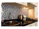 New Fully Furnished 2BR Signature Park Grande Apartment MT. Haryono By Travelio