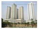 Jual / Sewa Harian/Mingguan/Bulanan/Tahunan Apartemen Thamrin Residence & Executive – Key Ready Full Furnished