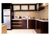 Sewa Apartment 1BR Spacious The 18th Residences At Kuningan By Travelio