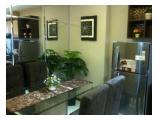 Disewakan Apartemen Green Lake Sunter 2 BR dan Studio Furnish dan Unfurnish