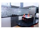 2BR Homey Sentra Timur Residence By Travelio