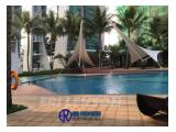 Sewa Apartemen Regatta 3 BR Luas 243 m2 (350 Juta/tahun) Furnished Lantai 17 with Ocean views are not blocked