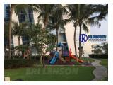 Sewa Apartemen Regatta 3 BR Luas 246 m2 (300 Juta/tahun) Furnished Lantai 11 with Ocean view from master bedroom
