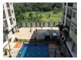 Disewakan Apartemen SKY VIEW - BSD CITY Serpong, Luas Bangunan 31m2 - Full Furnished