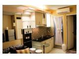 Disewakan Harian / Mingguan Apartemen Kalibata City – 2 BR Full Furnished-Swimming pool-Free WiFi