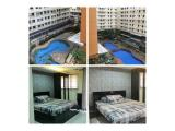 Sewa Apartemen Kebagusan City - Studio 21 m2 Full Furnished