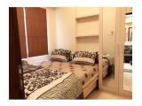 Disewakan Apartemen Gateway Pesanggrahan - 1 & 2 BR Fully Furnished - Rp 200.000/Hari