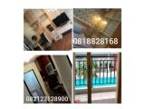 Disewa cepat murah Monthly / Jual cepat harga dibawah pasar Apartemen Gardenia Boulevard Pejaten 1BR / 2BR / 2BR+2Bath w/extra balcony, Many limited best unit