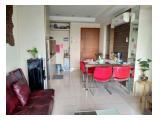 Disewa/ Dijual BU Murah Apartemen Patria Park Type 2+1BR & 3KM Lokasi Strategis Hanya 15 Menit Dari/ Menuju Bandara Halim Perdanakusuma