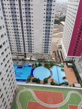 Green Pramuka Square 2 Room Mall Building Sewa Apartemen Net