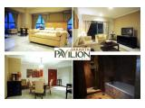 Disewakan Apartement Pavilion All Type – 1 BR / 2 BR / 3 BR / penthouse Full Furnished