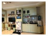 TV and Kitchen