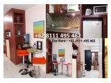 Disewakan Apartemen Gardenia Boulevard - 2 BR Corner Furnished - Pejaten Village Between CBD Kemang, Simatupang, Cilandak