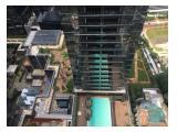 Disewakan Apartemen District 8 Senopati –3BR 179 sqm Full Furnished
