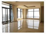 For Rent / Sale Lux Apartment Airlangga Ritz Carlton 440m2 4BR Unfurnished