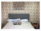 For Rent Apartemen Menteng Park – 1 BR / Full Furnished