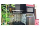 Disewakan fully furnished apartemen Northland Ancol Residence Jakarta Utara. 2 kmr, view laut Lt 2 /12. Harga Rp50jt/th nego.