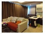 Disewakan Apartement The Mansion Kemang - 1BR (87m2) Full Furnished - View : Kota dan Kolam Renang