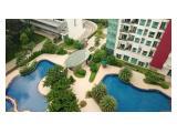 Sewa Apartemen Woodland Park Residence – Fully Furnished Type Studio / 1 BR / 2 BR / 2+1 BR