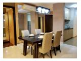 For Rent Setiabudi residences - 2/3 BR Furnished