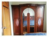 For Rent Mediterania Palace kemayoran Tower B blok Ck /Cj Furnished