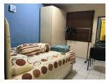 Bedroom: King Koil bed, cabinet, AC