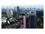 Disewa GP Plaza Senayan Gatot Soebroto Slipi Studio, 2BR Fully Furnished
