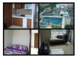Sewa Apartemen MT Haryono (MTH) Square – 2 BR Full Furnished – Double View Pool & City