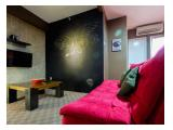 Cozy Trendy 1BR Green Palace Kalibata City Apartment By Travelio